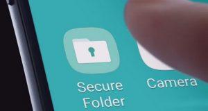 اپلیکیشن Secure Folder