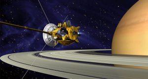 جدیدترین عکس های فضاپیمای کاسینی از زحل عظمت حلقههای آن را به تصویر میکشد!