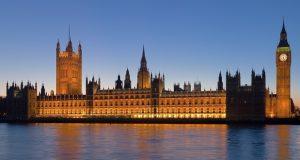 حمله سایبری به مجلس انگلستان