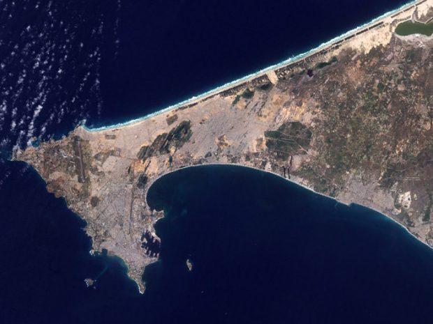 تصاویر هوایی فرودگاه ها
