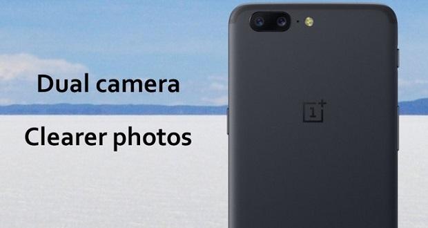 دوربین وان پلاس 5