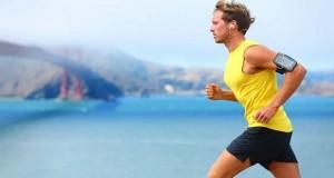 سرعت دویدن مردان