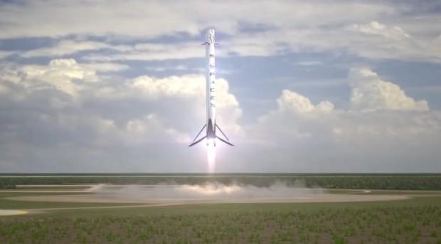 یازدهمین راکت فالکون 9