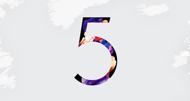 پخش زنده مراسم معرفی وان پلاس 5 را از اینجا تماشا کنید