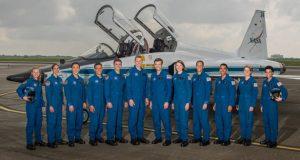 فضانوردان جدید ناسا