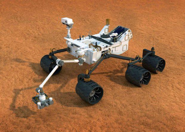 مریخ نوردکنجکاوی