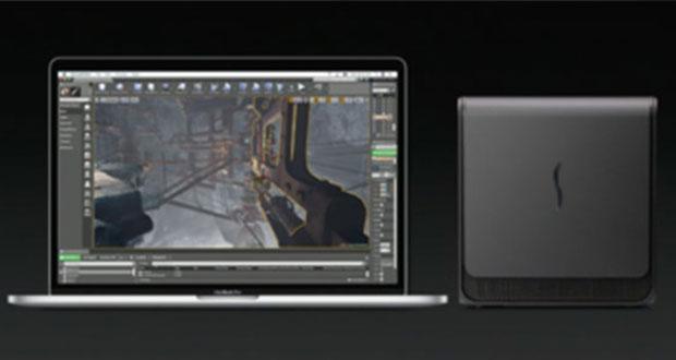 پشتیبانی از کارت گرافیک خارجی در سیستم عامل macOS High Sierra