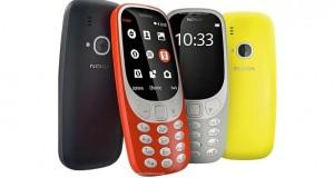 نسخه تقلبی گوشی نوکیا 3310 مدل 2017 با قیمتی اندک پس از نسخه اصلی و طرح اصلی گوشی نوکیا 3310 مدل 2017 وارد بازار ایران شده است.