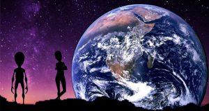 ارتباط موجودات فضایی با انسان