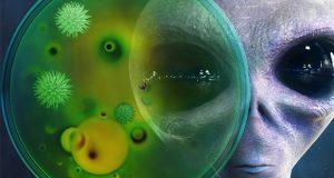 وجود حیات بیگانه در فضا