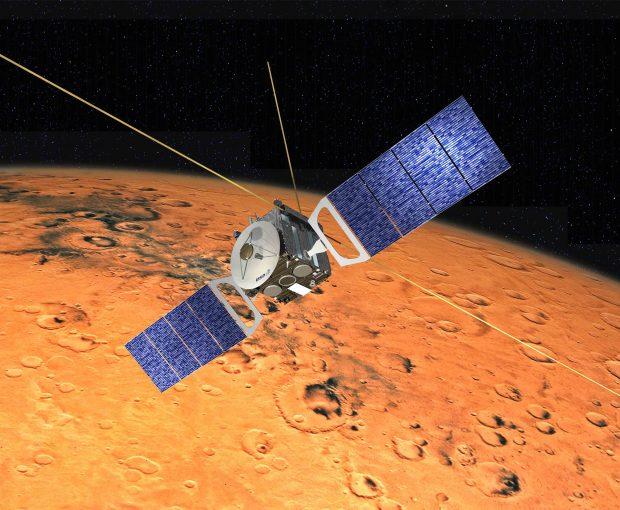 فضاپیمای مارس اکسپرس