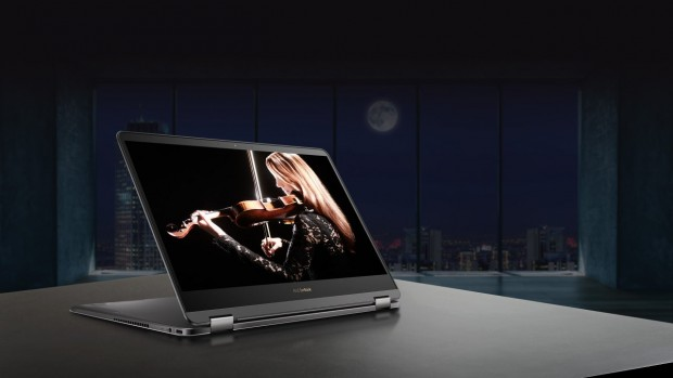 لپ تاپ تبدیل شونده Asus Zenbook Flip S