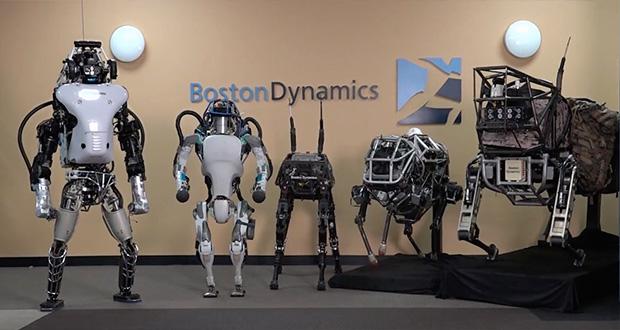 شرکت بوستون دینامیکس