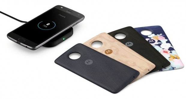 Moto Style Shells with wireless charging
