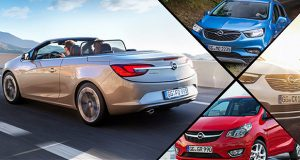 6 خودرو جدید اوپل برای بازار ایران