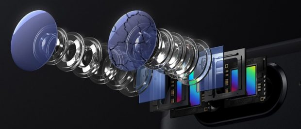 بزرگنمایی اپتیکال دوربین وان پلاس 5