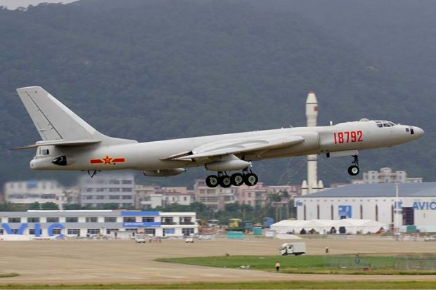 بمب افکن H-6