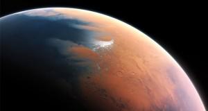 دریاچه باستانی در مریخ