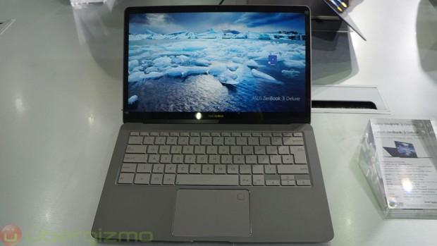لپ تاپ Asus Zenbook 3 Deluxe