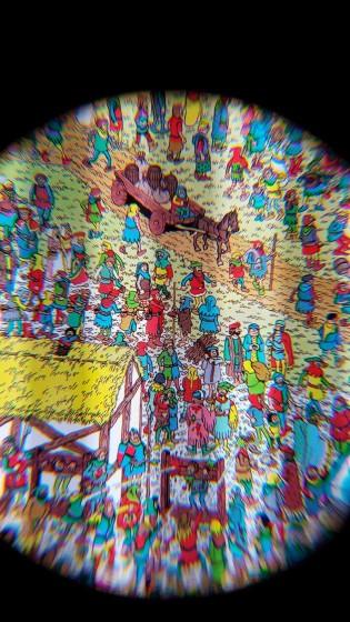 نمایشگر واقعیت مجازی سامسونگ