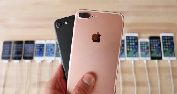 مشخصات فنی گوشی های اپل