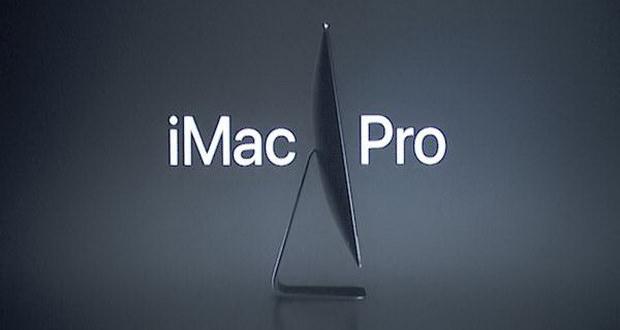 معرفی iMac Pro ، قدرتمند ترین مک اپل در کنفرانس WWDC 2017