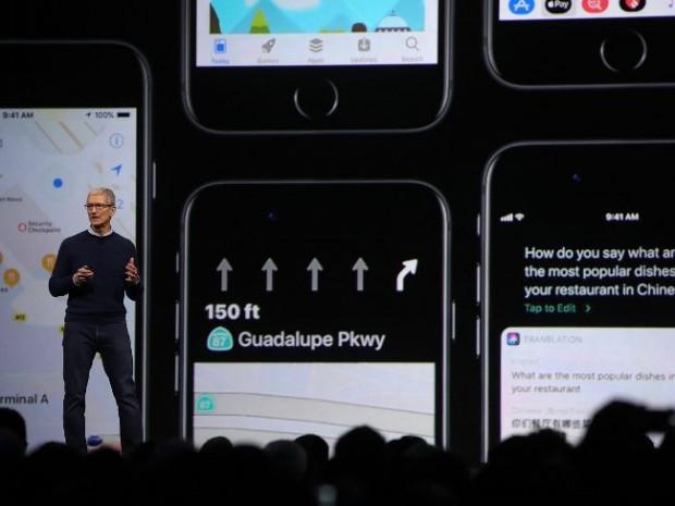 محصولات معرفی شده اپل در WWDC 2017