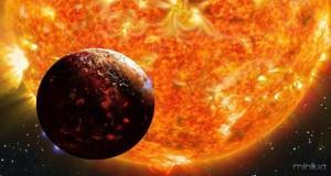 داغ ترین سیاره فراخورشیدی