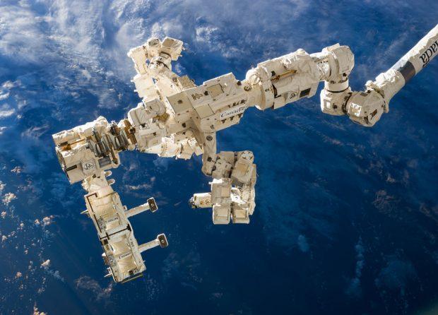 ربات فضایی دکستر