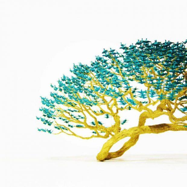 درختان بن سای مصنوعی