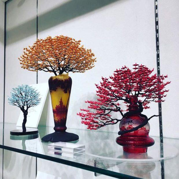 درختان بونسای مصنوعی