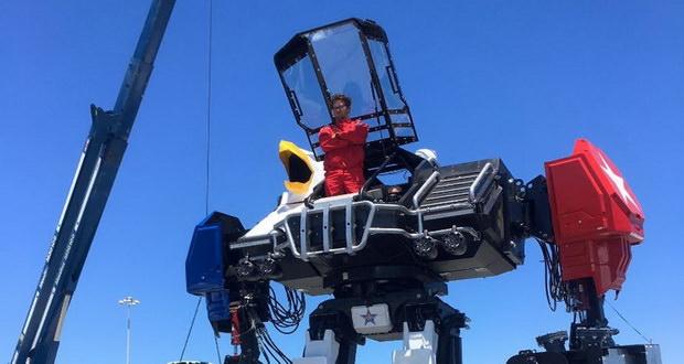 ربات جنگجو MegaBots Mark III