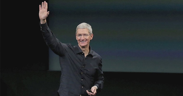 تایید پروژه سیستم اتومبیل خودران اپل توسط تیم کوک