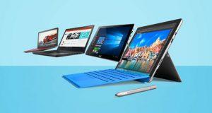 5 جایگزین برای سرفیس پرو 4 مایکروسافت با قیمتی مشابه