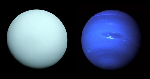 ماموریت های اکتشافی در اورانوس