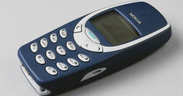 مقاومت نوکیا 3310 قدیمی