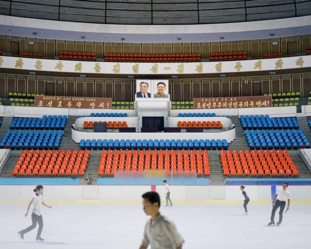 تصاویری سورئال و بسیار دیدنی از پایتخت کره شمالی ، پیونگ یانگ