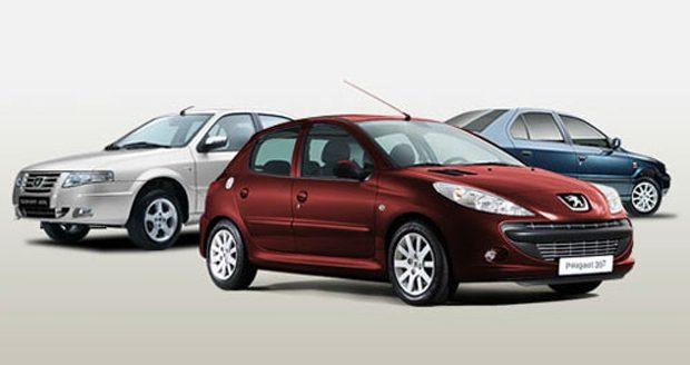 گران شدن خودروهای داخلی