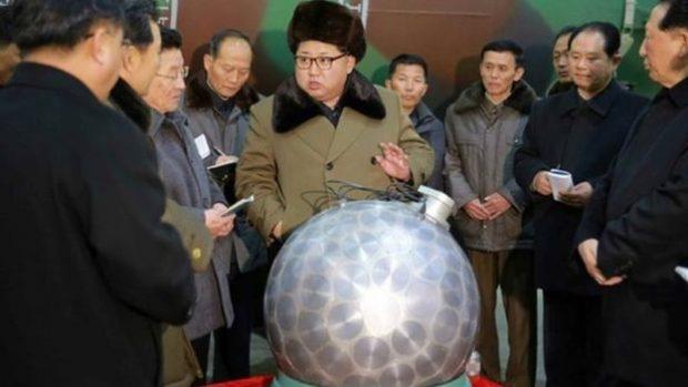 دستگاه اتمی کره شمالی