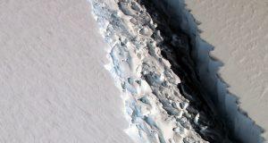 کوه یخی لارسن سی