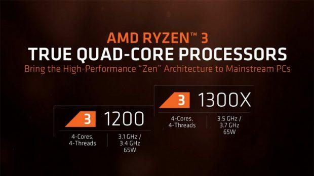 پردازنده های سری رایزن 3