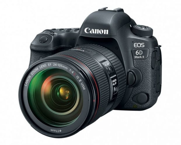 کانن EOS 6D Mark II