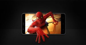 نمایشگر گوشی الفون پی 8 3D
