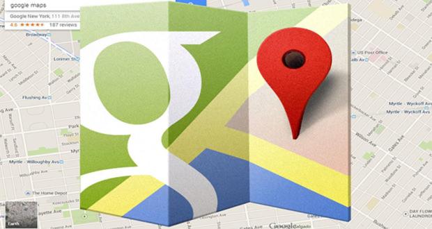 قابلیت جدید نقشه گوگل در براورد زمان مناسب آغاز سفر