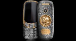 نسخه سفارشی و لوکس نوکیا 3310 جدید