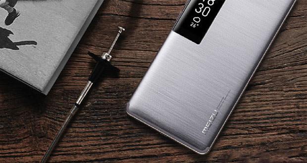 نمایشگر دوم گوشی میزو پرو 7