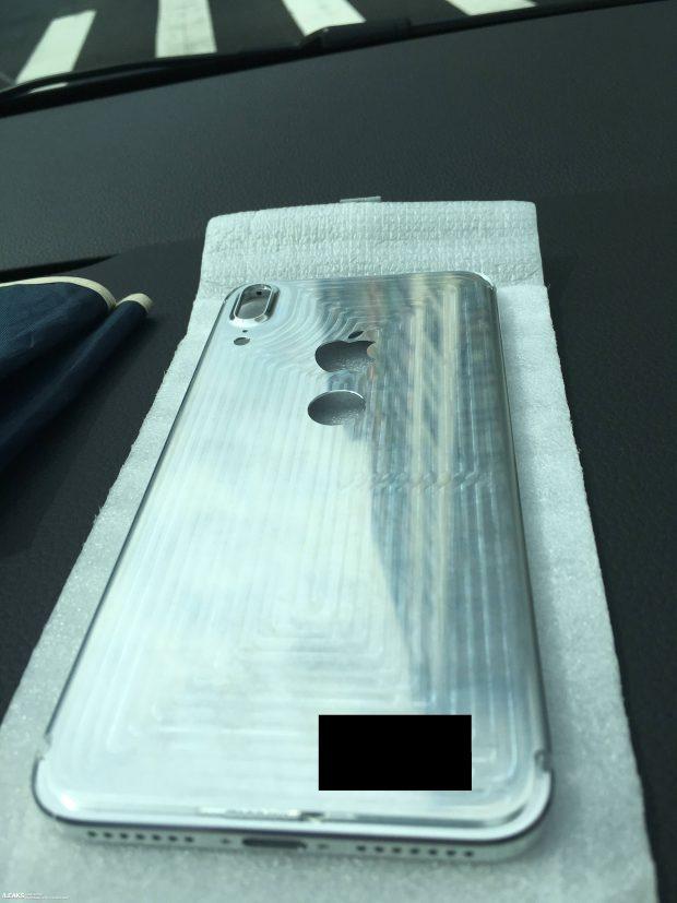 تصاویر جدید فریم فلزی آیفون 8