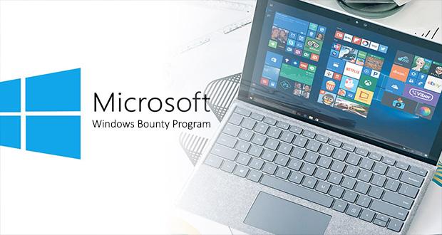 درآمد 250 هزار دلاری با یافتن باگ های امنیتی ویندوز 10
