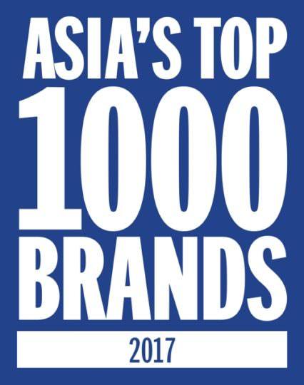 بهترین برند آسیا
