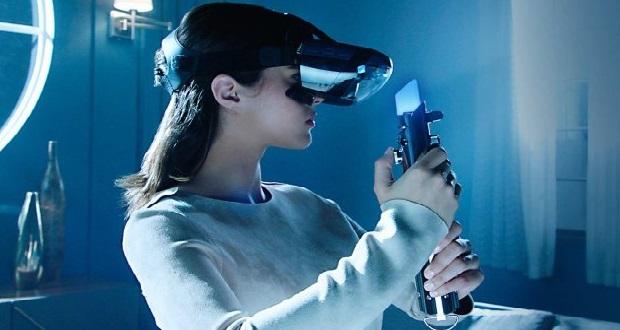 هدست واقعیت مجازی مخصوص بازی